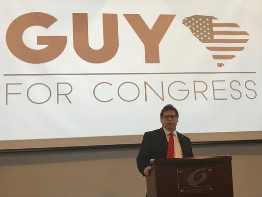 Guy Furay kicks off campaign