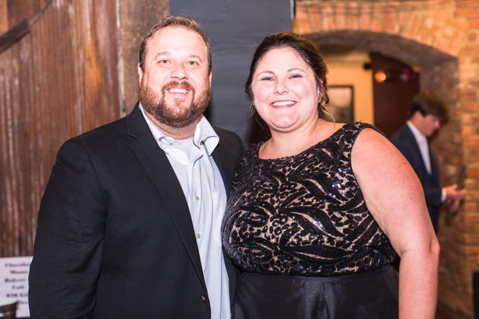 Armada Analytics hosted their Business Networking casino night at Old Cigar Warehouse in downtown Greenville.  The proceeds from the evening benefited four local charities through the Synnex Share the Magic Program. Guests enjoyed drinks, appetizers, and traditional casino games.