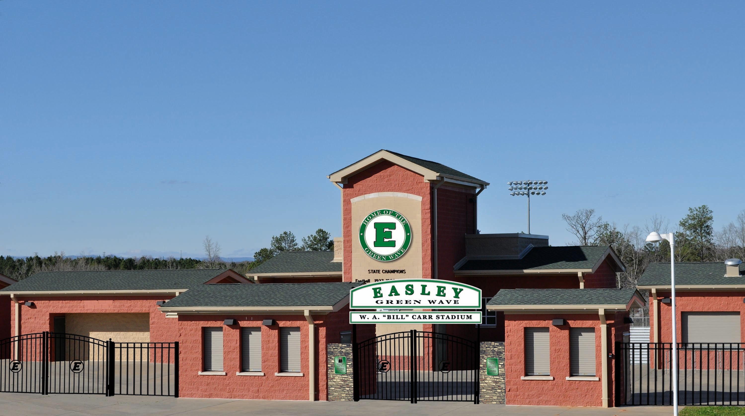 Easley to dedicate football stadium in honor of former coach, mayor Bill Carr