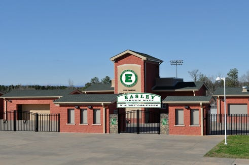 "W.A. ""Bill"" Carr Stadium will be dedicated Friday night in honor of the late Easley football coach, who also spent four terms as the city's mayor."