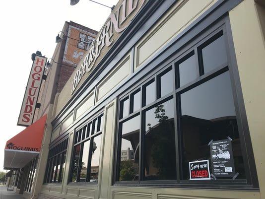 Bert and Ernie's Great Falls Montana restaurant downtown closure