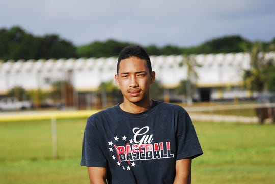 Aaron Jamanila, George Washington Geckos football 2018