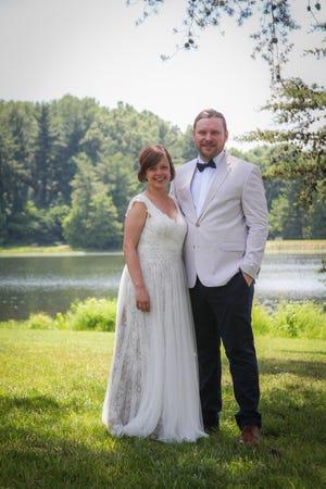 Laine Alexandria Hughes and Bart Alexander Long