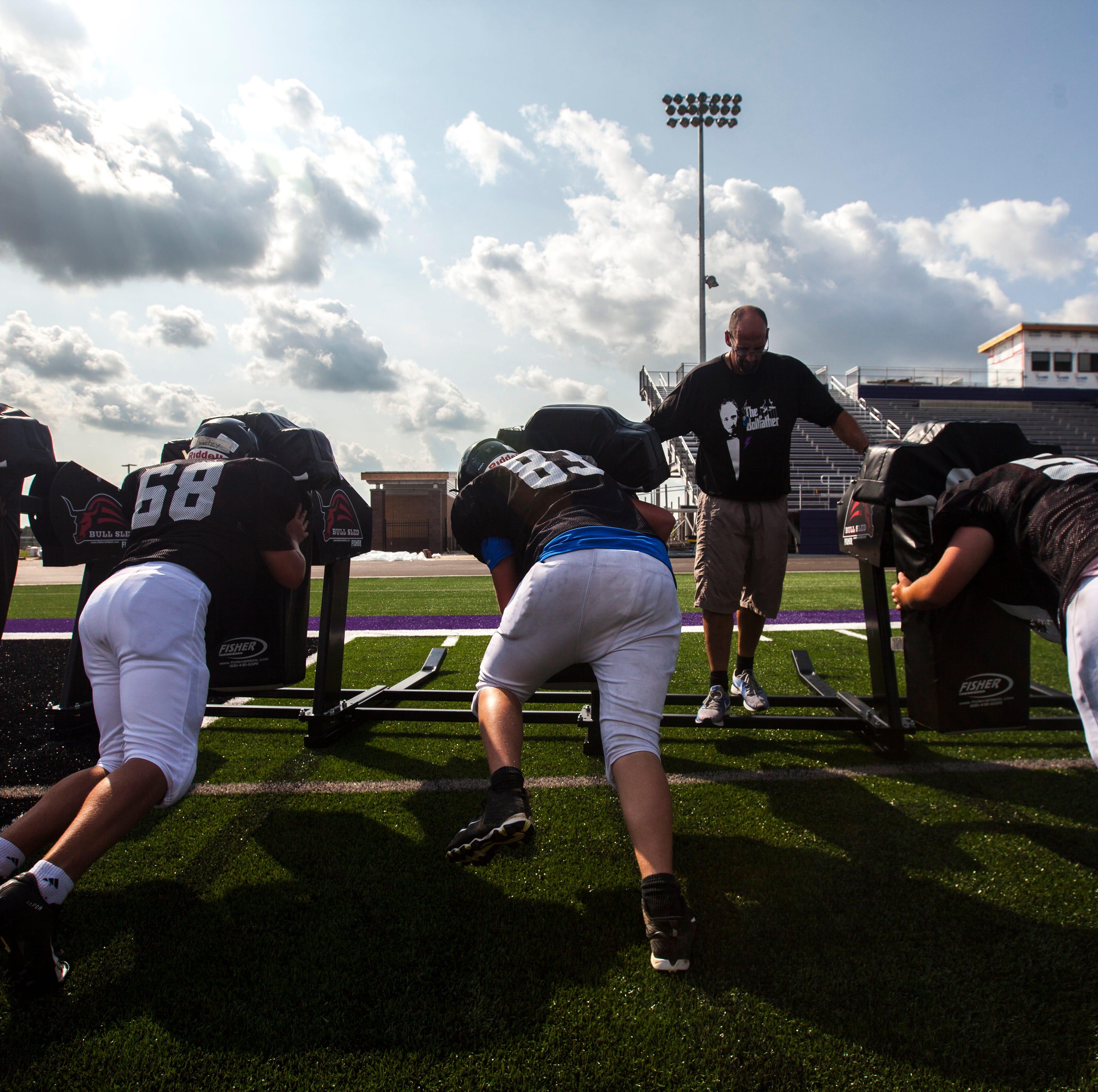 Ahead of varsity debut, Iowa City Liberty ready to begin football legacy