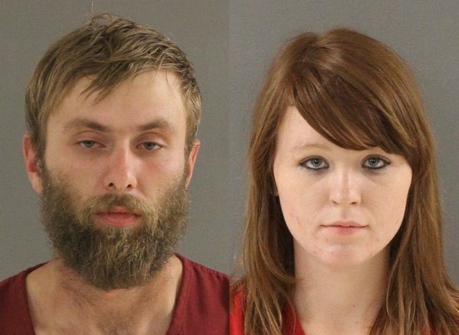 Pair charged with child neglect