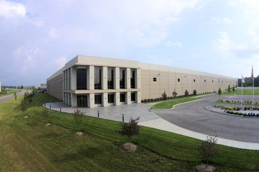 Bluegrass Supply Chain's new location at River Ridge Commerce Center