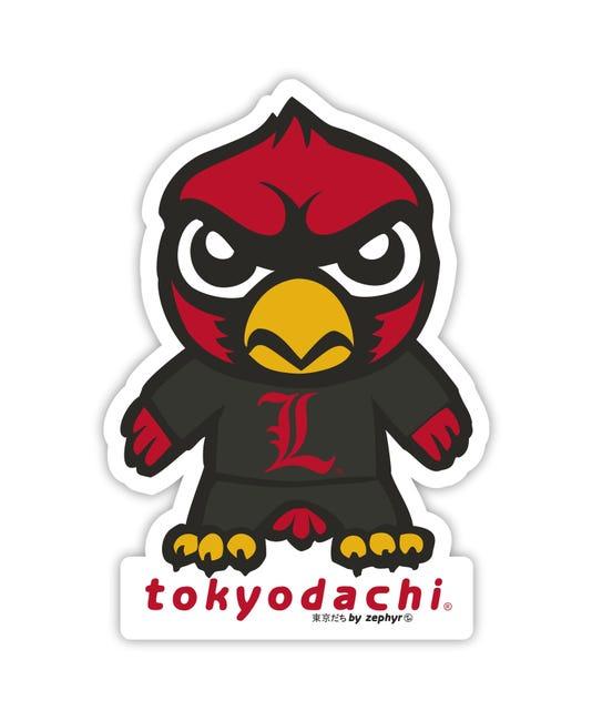 Tokyodachi Cardinal Bird
