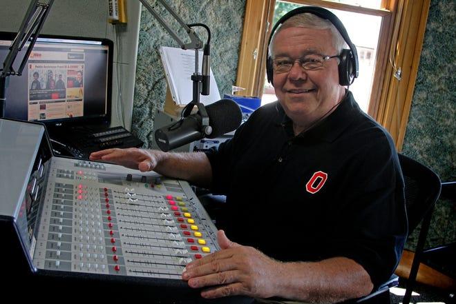 WQEL's Davey Jones has hosted Friday  Night Phoneboard every football season since 1975.