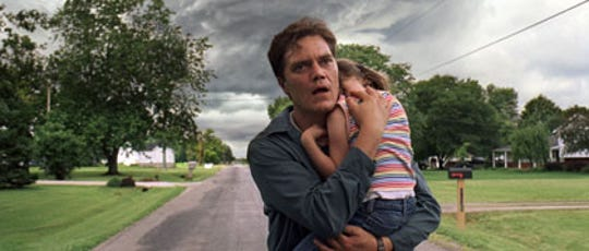 "Michael Shannon gave a tour de force performance in Jeff Nichols' pocket apocalypse picture, ""Take Shelter."""