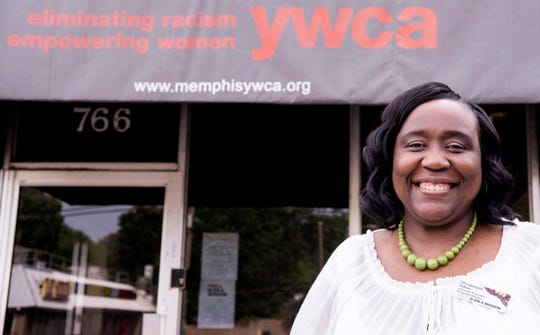 Marquiepta Odom, interim director, serves a new leadership role for the YWCA of Greater Memphis.