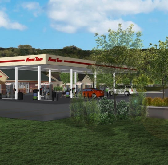 A new Kwik Trip will open soon in Delafield