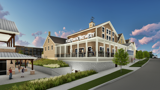 Fox Tale Brewery in Foxtown