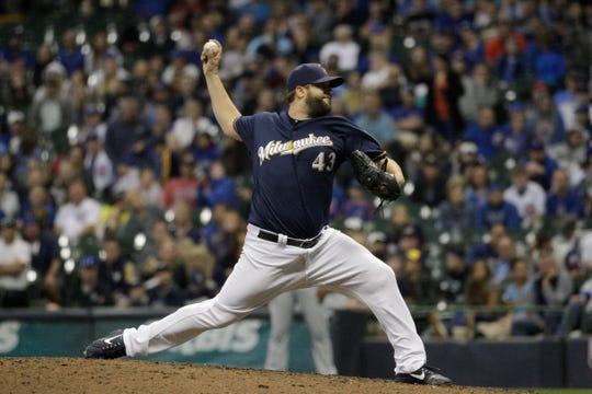 The Brewers hope Matt Albers will bounce back after an injury-plagued 2018.