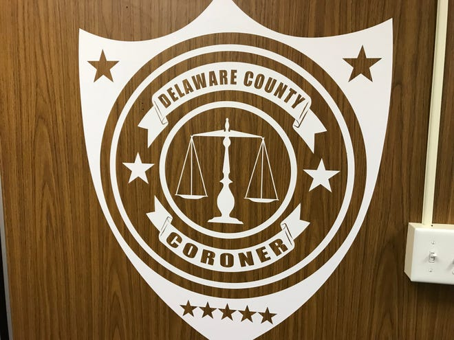 Delaweare County coroner's office