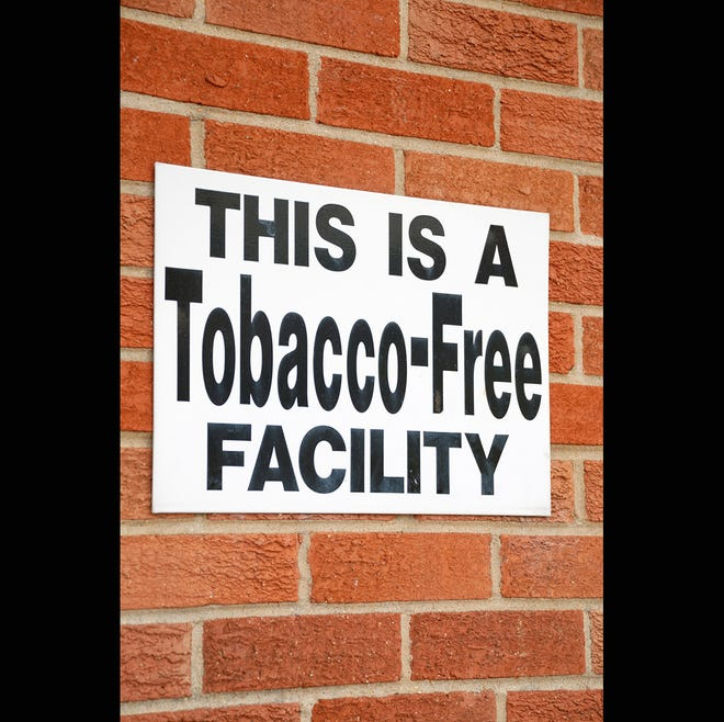The City of Fairview bans smoking on city-owned property.
