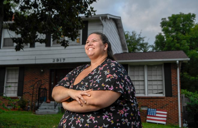 Nashville resident Laura Sivado took a job as a caregiver after she obtained a masters degree during the recession.