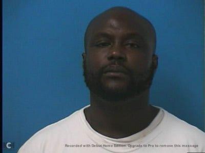 Maurice Anthony Blackmun, 33, is arrested on a criminal homicide charge.