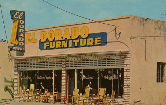 On June 27, 1967, El Dorado Furniture opened its very first store in the heart of Miami.