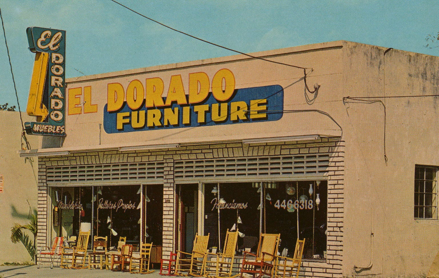 Charmant On June 27, 1967, El Dorado Furniture Opened Its Very First Store In The