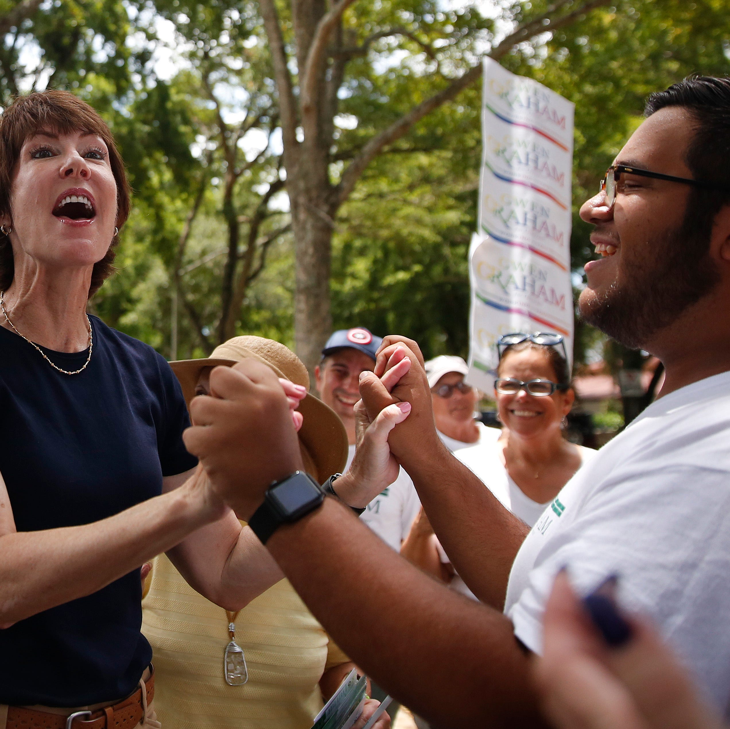 Democratic candidates bring diversity to Florida governor's race