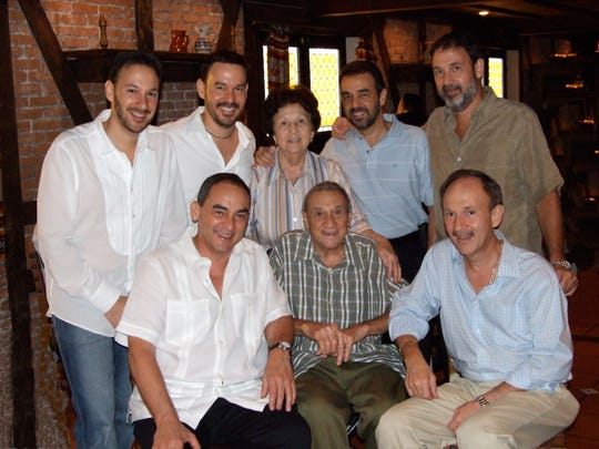 Manuel Capó's legacy lives on through his six sons, who run the growing furniture store together, each playing a different role in the business.