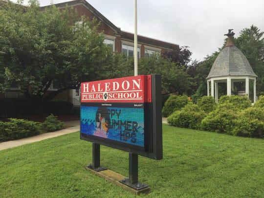 Haledon Public School serves students in Grades K-8.