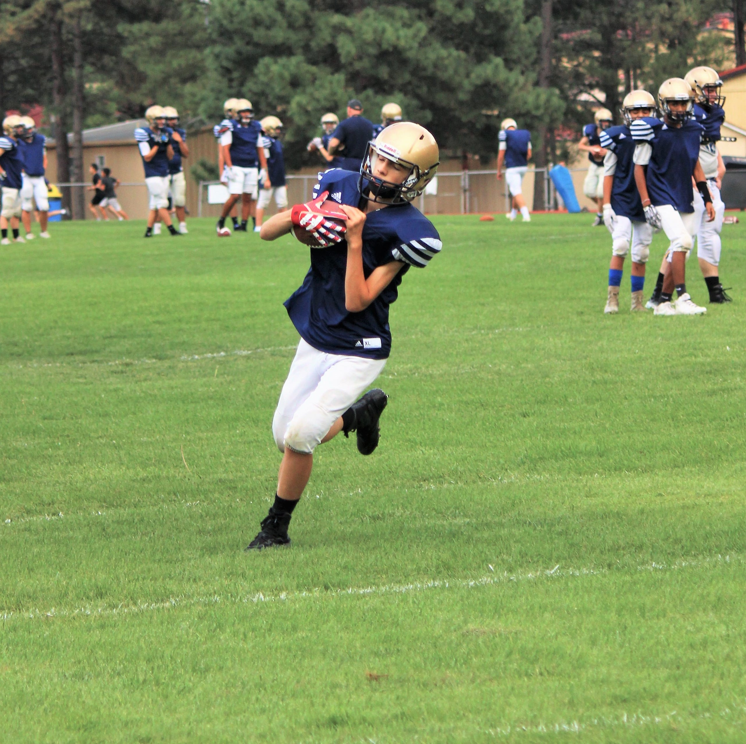 Ruidoso Warriors gearing up for 2018 season