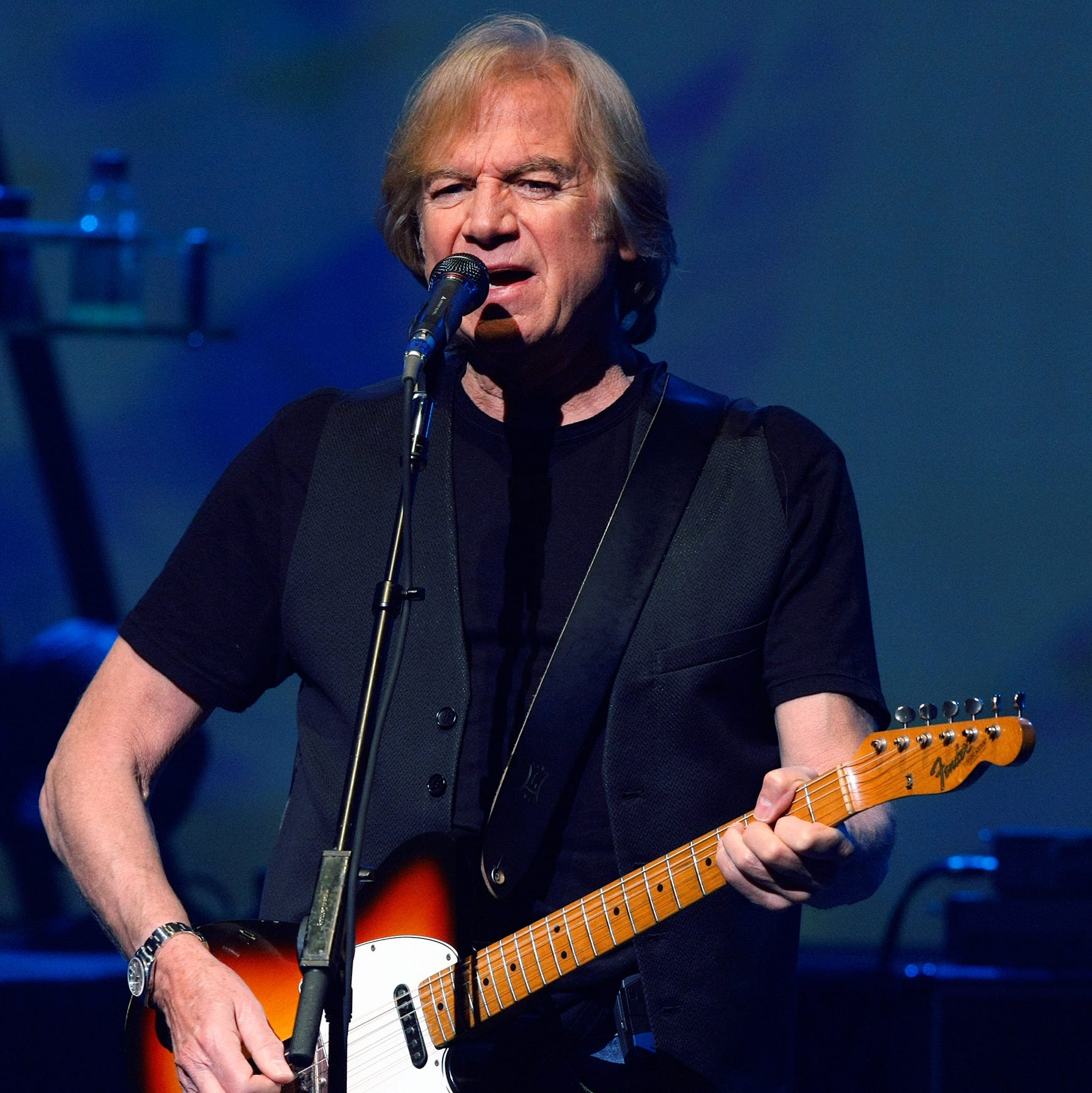 The Moody Blues' Justin Hayward talks inaugural cruise, new band mates, Oshkosh show