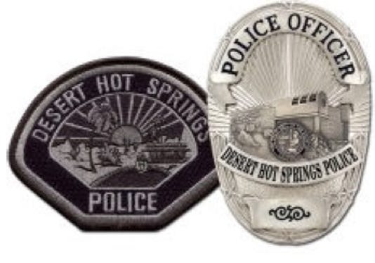 Dhs Police Logo