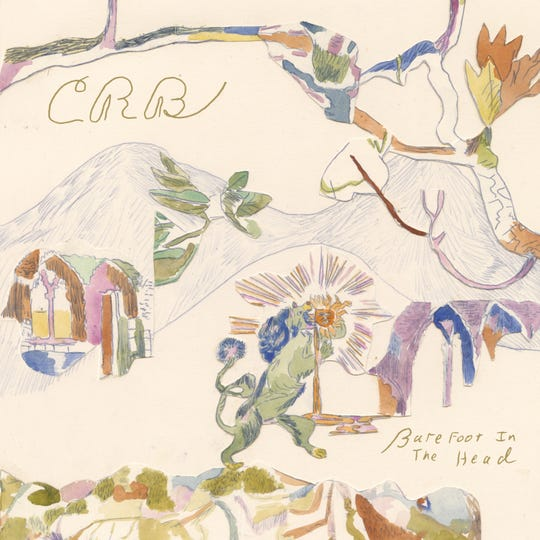 """The Chris Robinson Brotherhood released its sixth album, """"Barefoot in the Head,"""" in 2017."""
