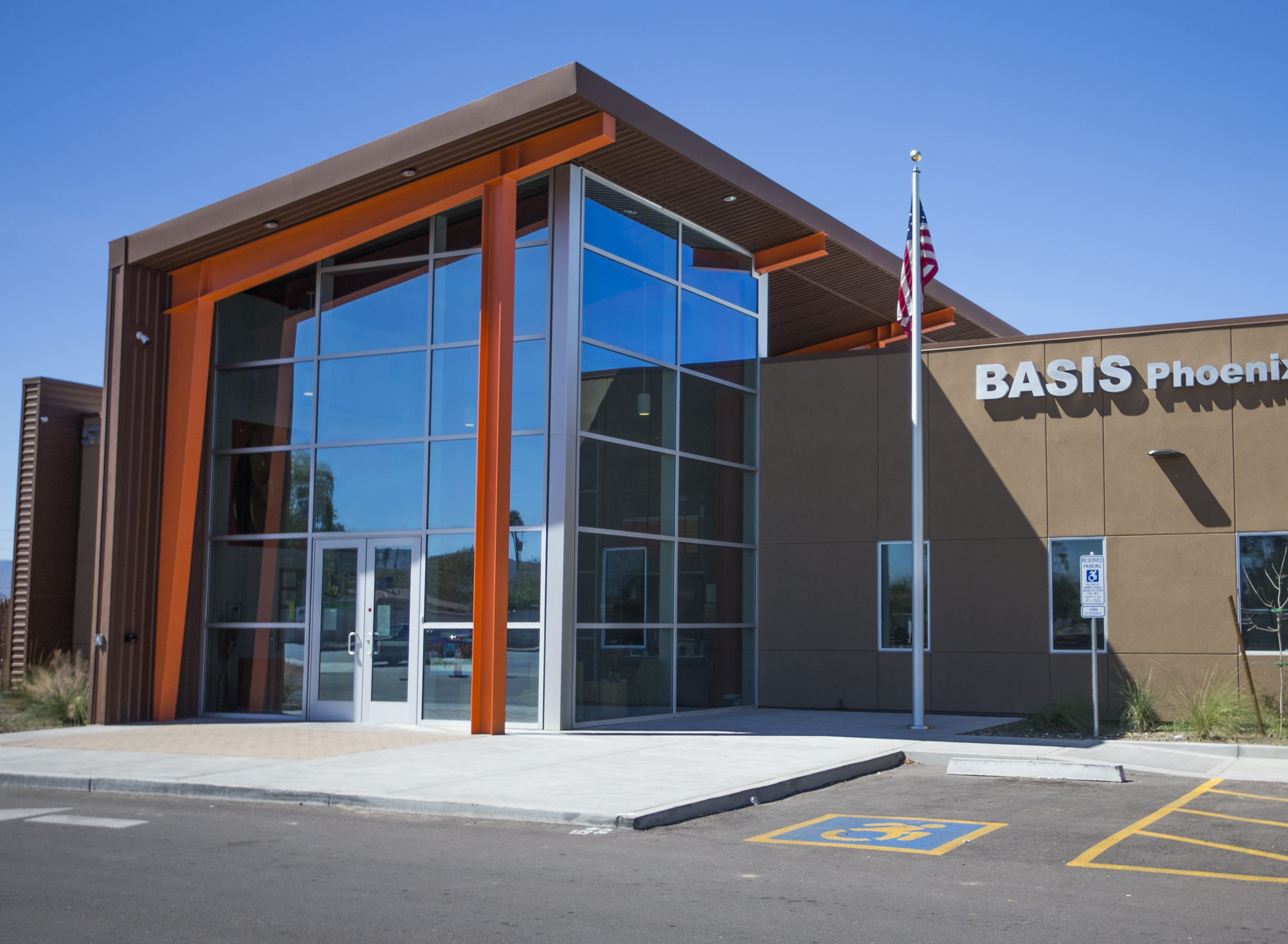 "That's what happens at Basis schools, many of which rank atop U.S. News & World Report's ""best schools"" lists. A private contracting arrangement has paid about $10 million in ""management fees"" to a private firm run by Basis founders Olga and Michael Block."