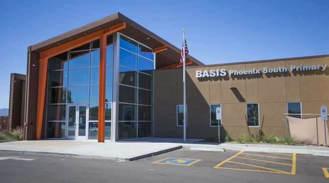 Basis Scottsdale, a charter school in the Basis network,is the nation's third-best high school, according to annual rankings from U.S. News & World Report's, but the school slipped two spots from the top after snagging it last year.