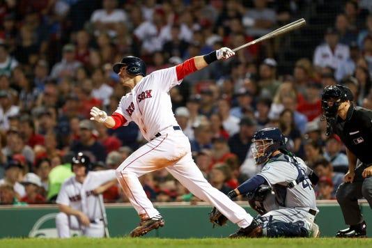 Mlb Tampa Bay Rays At Boston Red Sox
