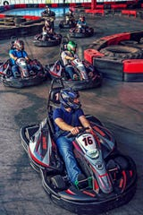 Octane Raceway has a 1/3-mile go-kart track, virtual reality multi-player games, mini-bowling and arcade games.
