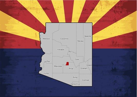 Arizona's 5th Congressional District  (2011 map)