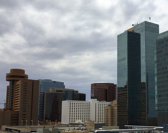 Arizona's economic growth could rise above 3 percent, according to a new forecast. This comes against the backdrop of a strengthening U.S. economy.