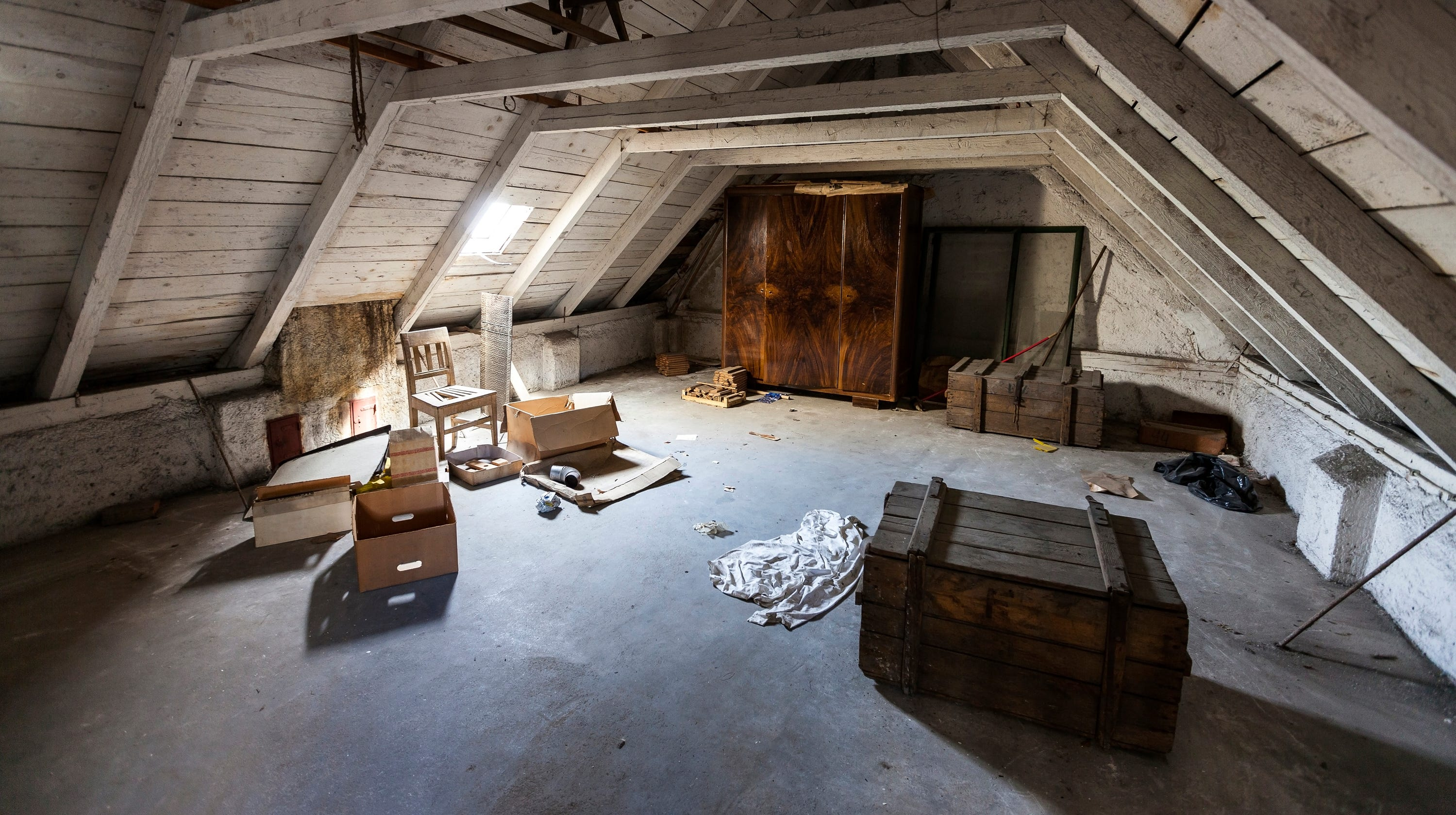 Hot Climate? Don't Store These Things In The Attic