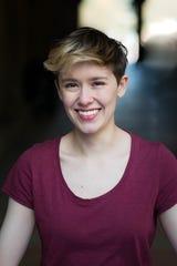 Hailey Bachrach, a writer based in Portland, Oregon.