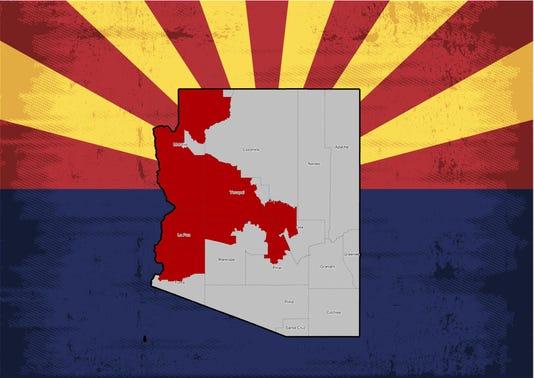 Arizona's 4th Congressional District (2011 map)