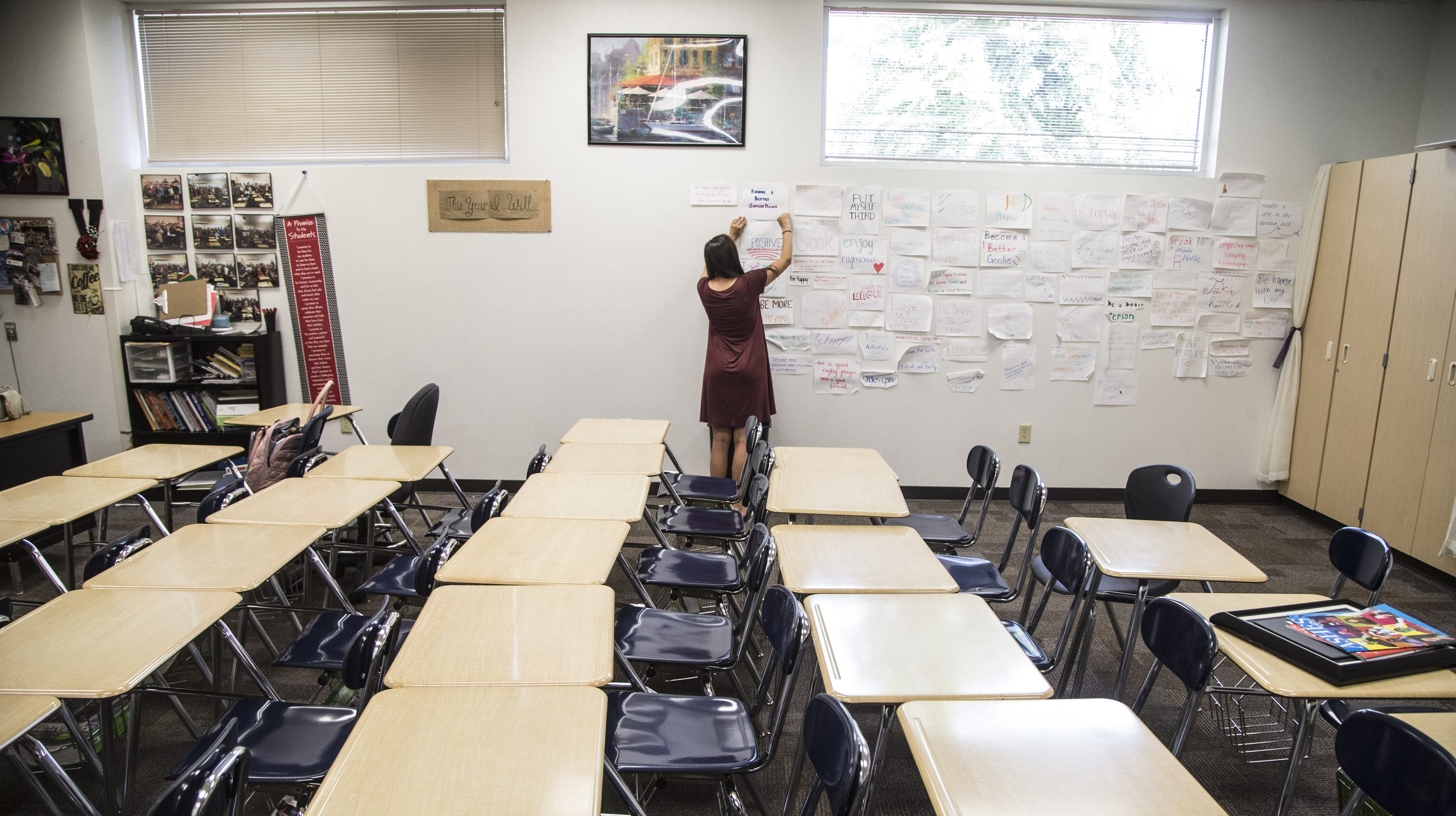 Arizona Teacher Shortage Thousands In Public Schools Are Untrained