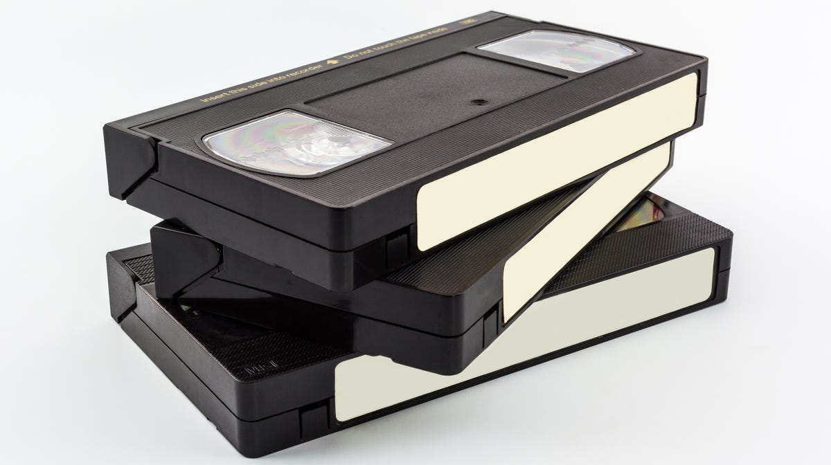 County of Santa Barbara: VHS tape collection mania fades but recycling...