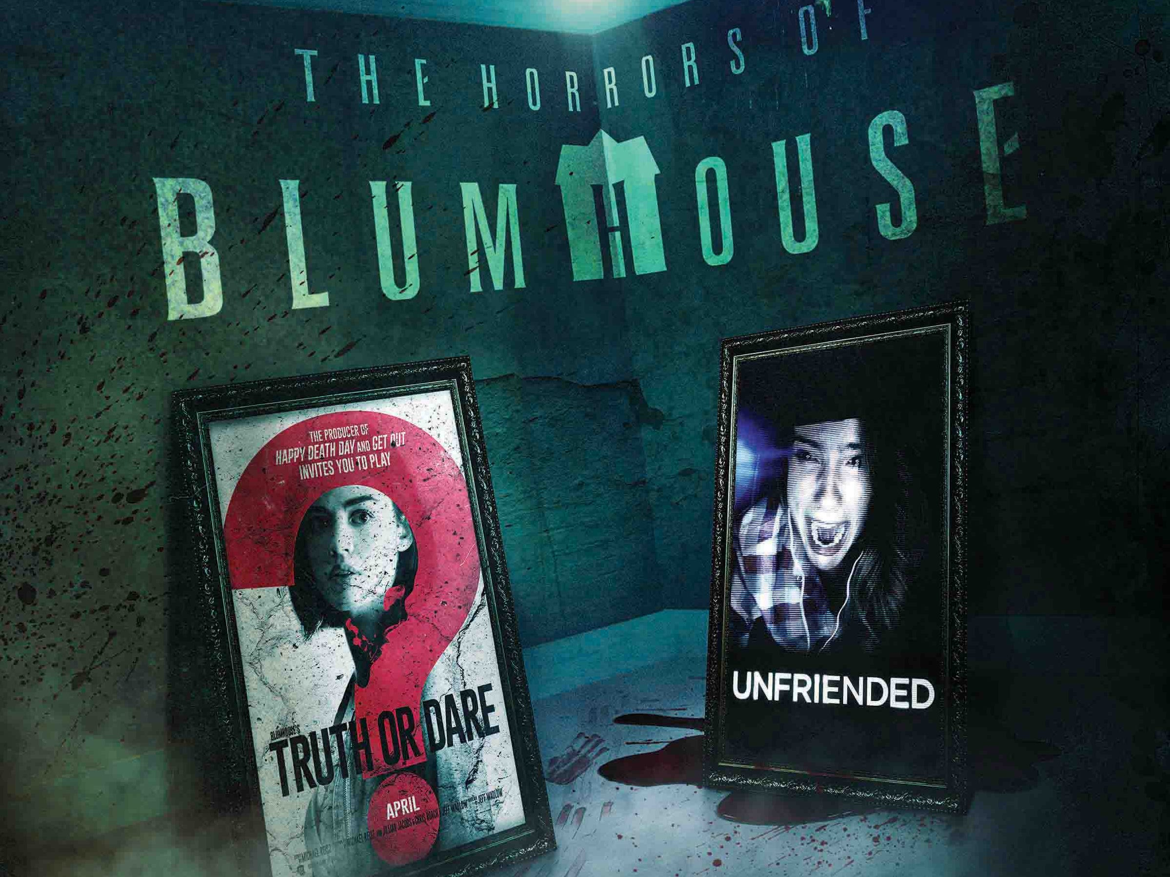 The Horrors of Blumhouse maze returns to Universal Studios' Halloween Horror Nights, bringing new chapters of frightening films to life from leading producer of horror Jason Blum's blockbuster movies.