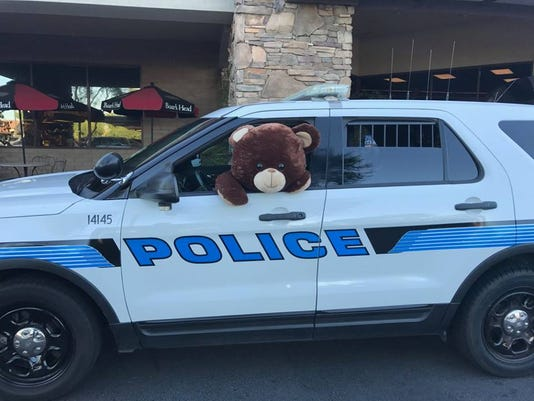 """Teddy Bear Drive"" supporting Chandler Police"