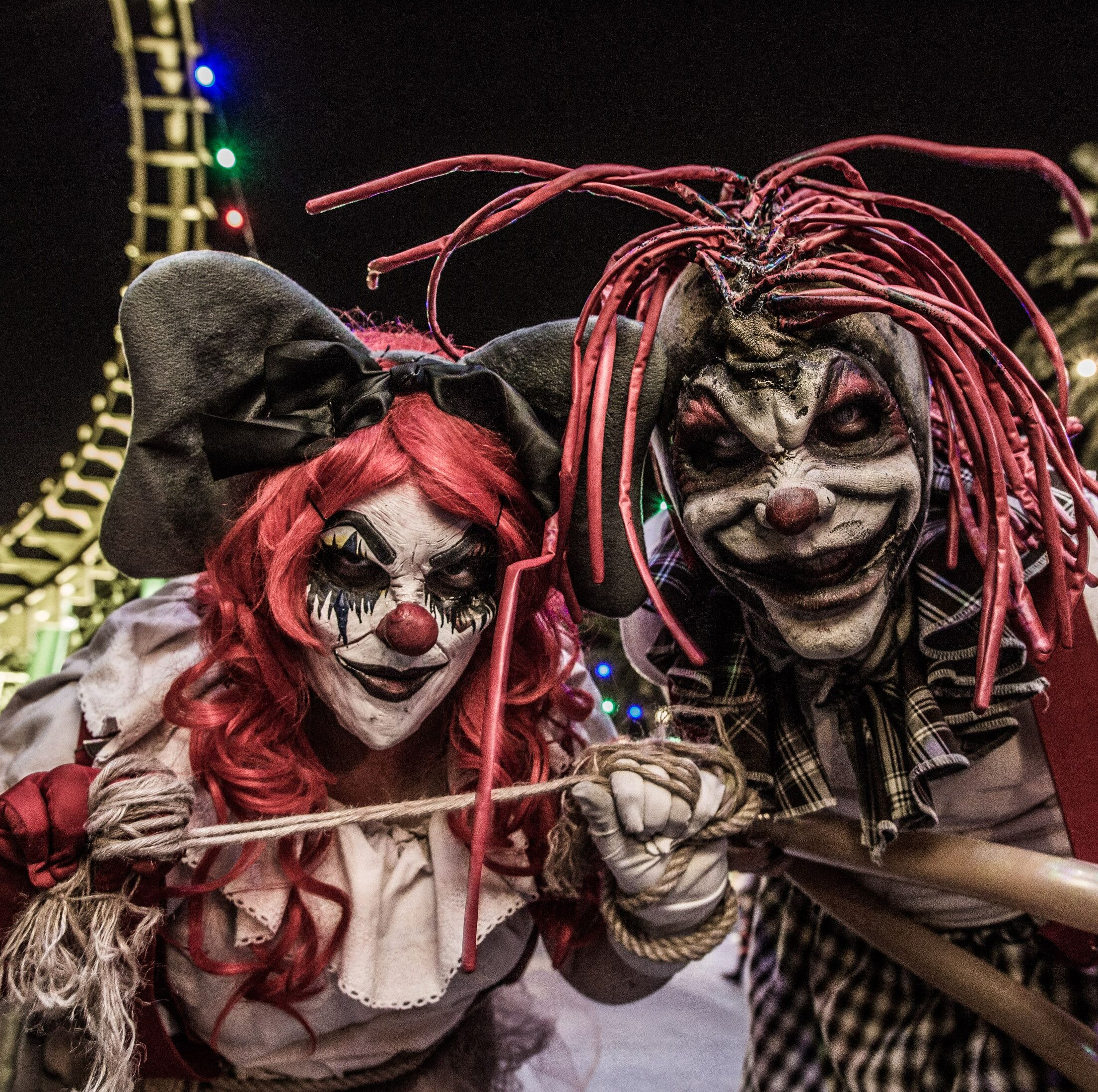 Southern California theme parks aren't holding back for Halloween
