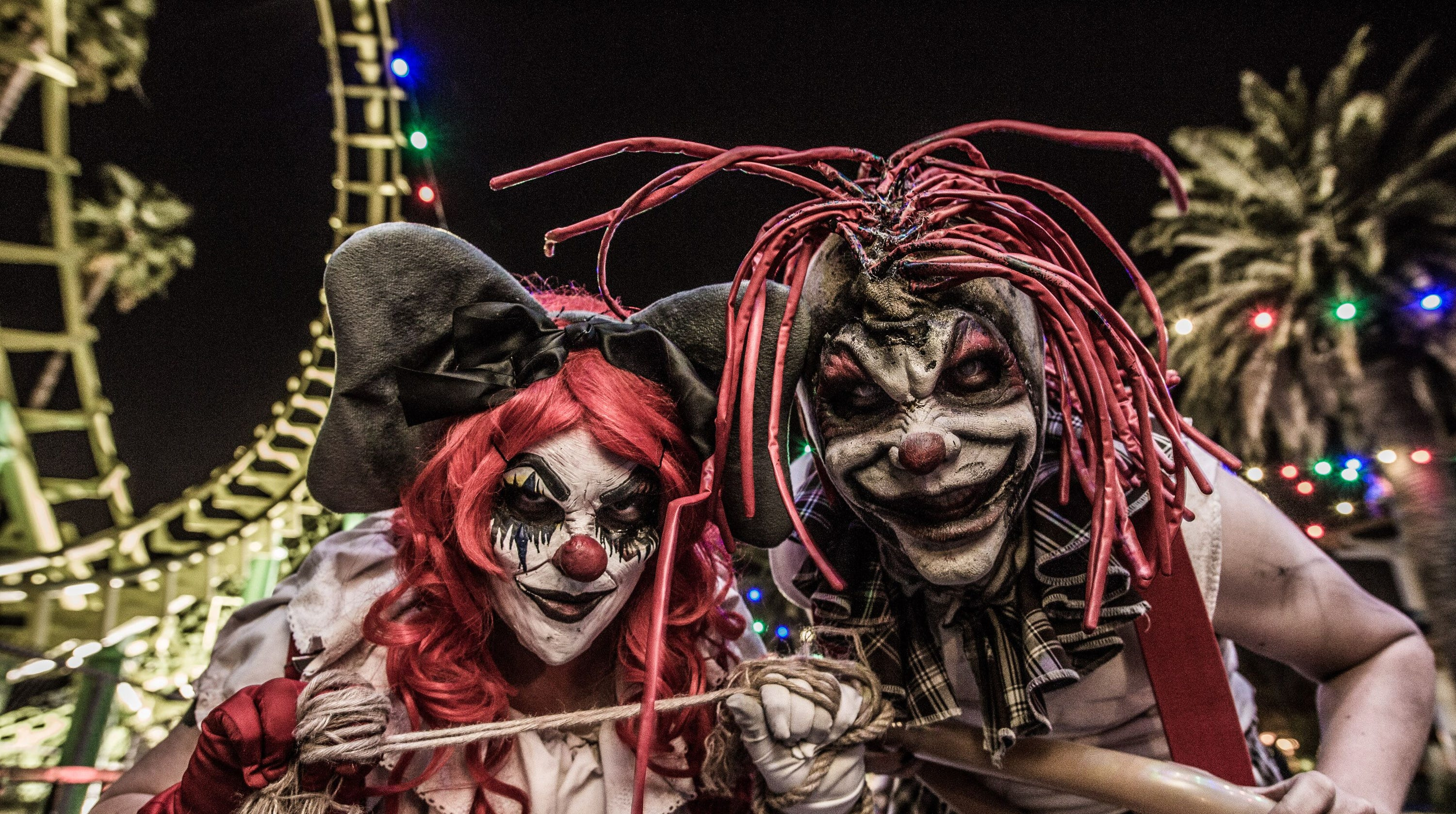 Southern California theme parks aren\'t holding back for Halloween