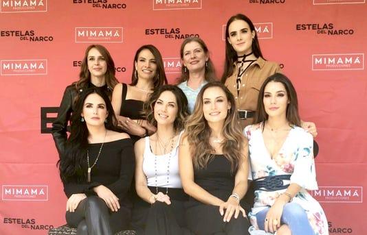 Estelas Del Narco Cortesia