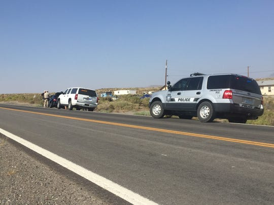 Drivers on their way to Burning Man had been pulled over at high rates by both tribal and Bureau of Indian Affairs law enforcement this week in the Nixon area.