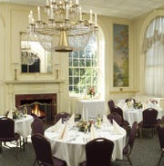 File photo: The ballroom at the Inn on Broadway