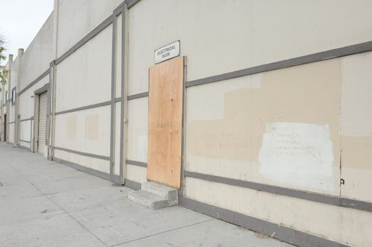 City staff forced closure of businesses at The Warehouse building on 1 and 3 Bridge Street in Chinatown Tuesday due to safety concerns.