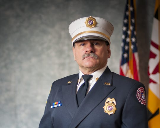 Jay Jester, president of the Ocean City Volunteer Firefighters Board of Directors.